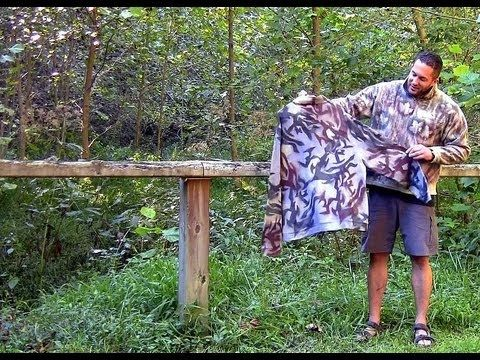 4 Ways To Make Camouflage At Home   Survival Life
