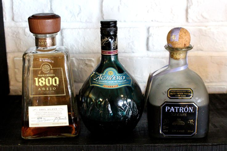 Tomi's Top Shelf Tequilas