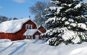 Wetter Schweden - Klima-Tabelle und Temepraturen