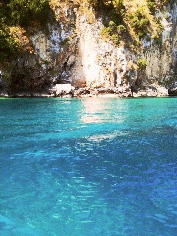 Like a swimming pool ~ Palinuro,Italy ♡