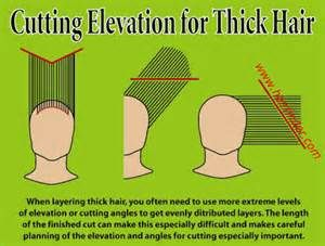 how to cut layers in long hair - Bing Images