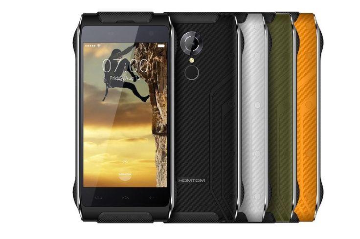 HomTom T20 Pro – pancerny smartfon w dobrej cenie i z 3 GB RAM - dobreprogramy