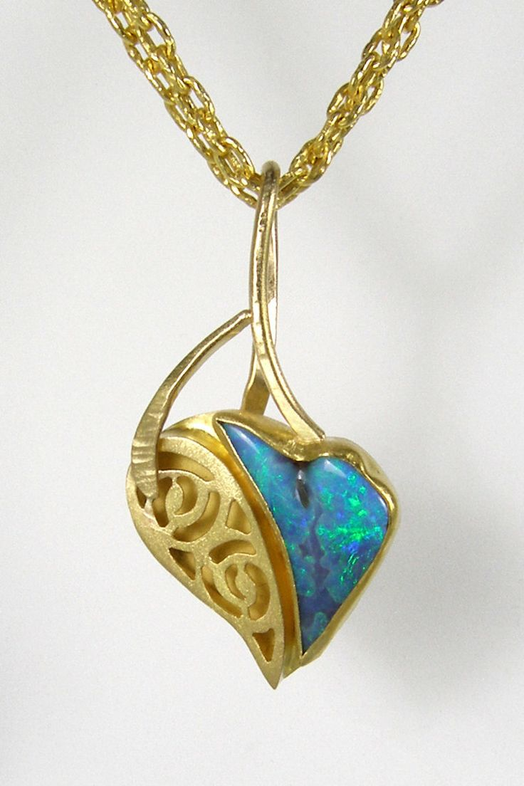 Heart Pendant  Crafthaus