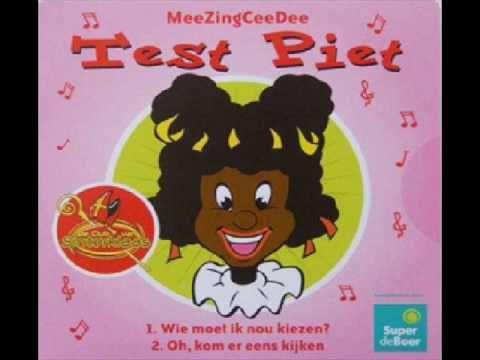 Test Piet - Wie moet ik nou kiezen lied