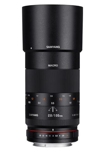 On March 27, #Samyang and #Rokinon teased a new #lens on Facebook, saying that it would offer 'immense focus and unparalleled features'. That lens was officially introduced today, and it's a 100mm f2.8 #Macro offering with 1:1 magnification and a 1ft. minimum focusing distance. Though it won't be shipping until next month, the lens is available to pre-order from retailers now.