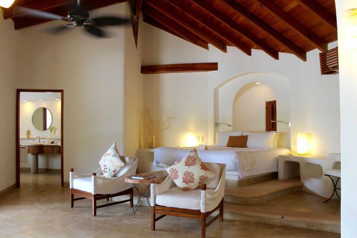 The Viceroy Hotel Zihuatanejo beach suite. www.thewanderlustgirls.com