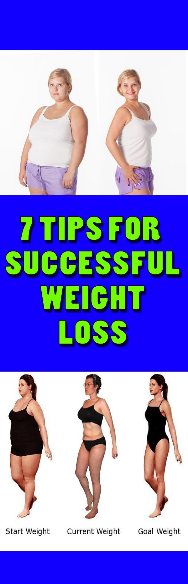 7 Tips for Successful Weight Loss