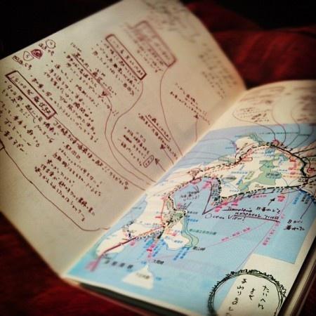 Notebookers.jp|Archive|Traveler's Notebook