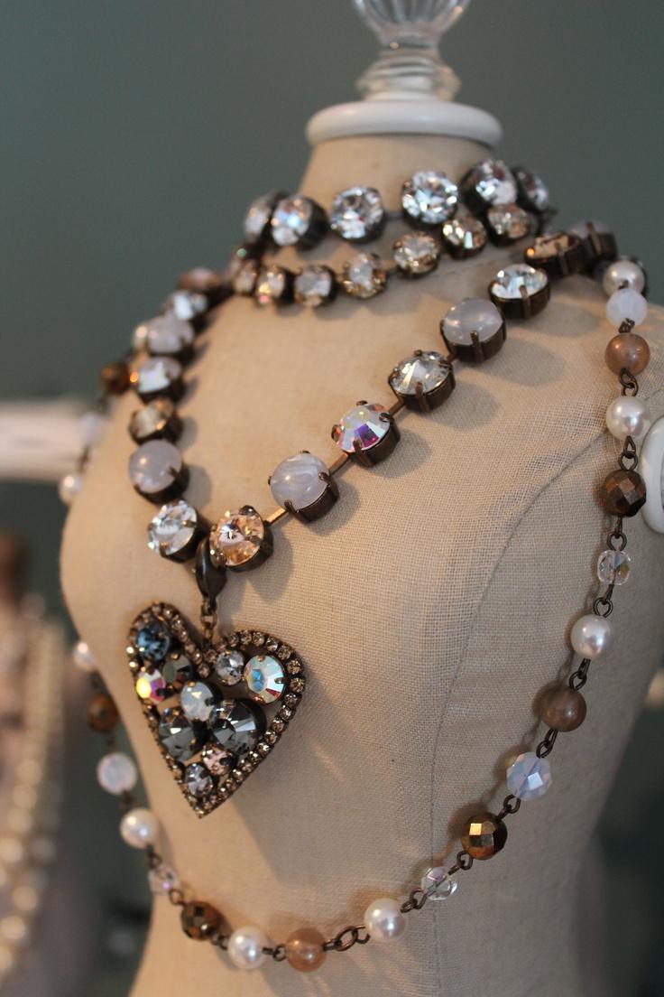 Sabika look necklace - Sabika New Classic Opening Day Ladies Lunch Opera Bracelet Sabikalove Sabika