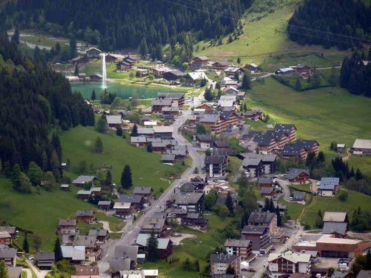 Paysages autour de Châtel (Haute Savoie) - Rando77