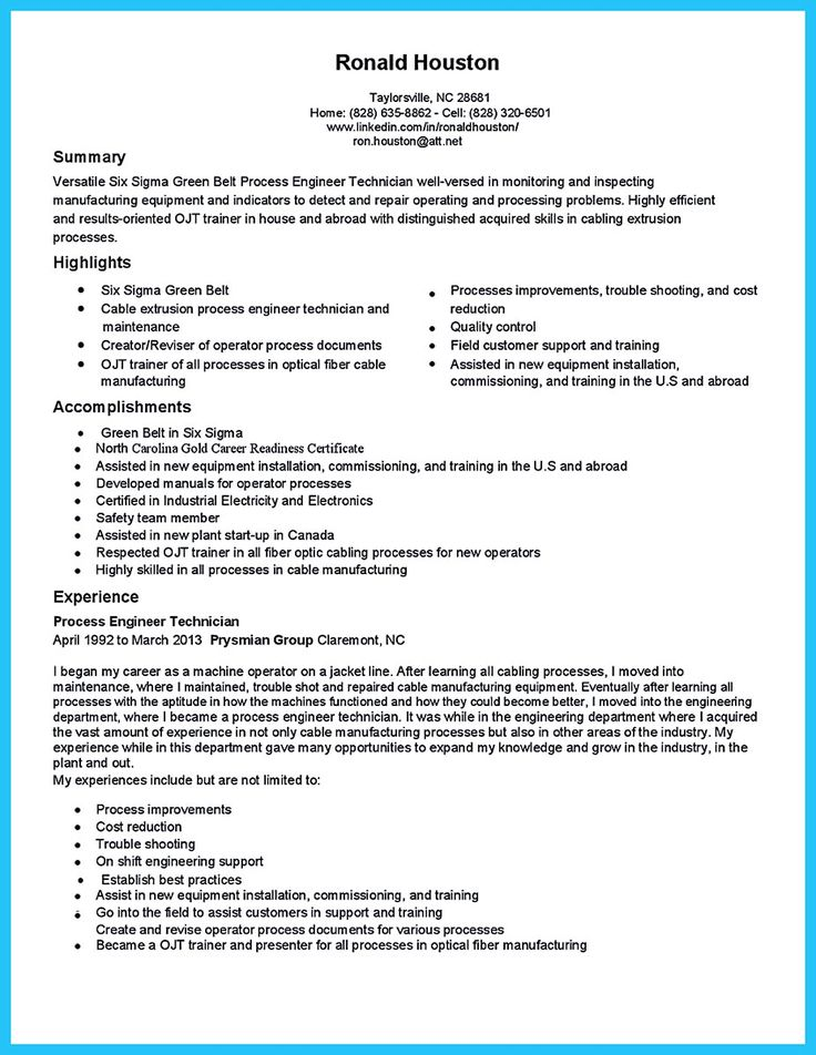 Resume skills, Resume and Cable on Pinterest