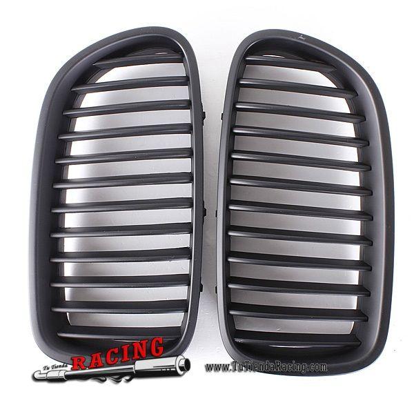 Parrillas Delanteras Color Negro Mate para Coche BMW F10 5-Series Sedan 10-14 -- 49,10€ Envío gratuito a toda España en todos los productos