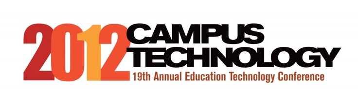 Today marks day one of Campus Technology's 19th annual education and technology conference, which is considered the nation's premier higher education technology event. This year's summit is being held at the Seaport World Trade Center from today, July 16, to July 19.   #ct2012 #highered #education #edtech #edutech