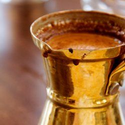 Greek coffee and our pride for it is superfluous