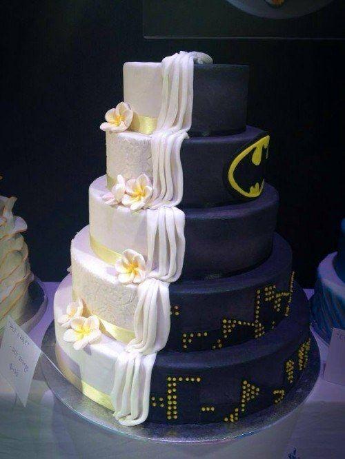 INSPIRAÇÃO: 23 bolos de casamento nerd e geek | Casar é um barato                                                                                                                                                                                 Mais