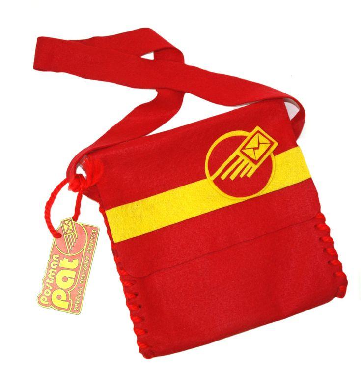 Craft Kits, Postman Pat, Postman Pat - Post Bag