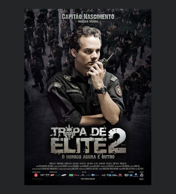 Tropa de Elite 2 - Capitão Nascimento