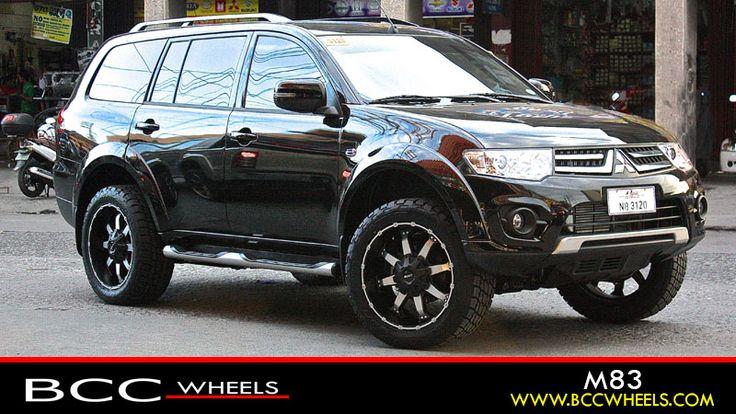Mitsubishi Pajero sport with off road tyres - Поиск в Google