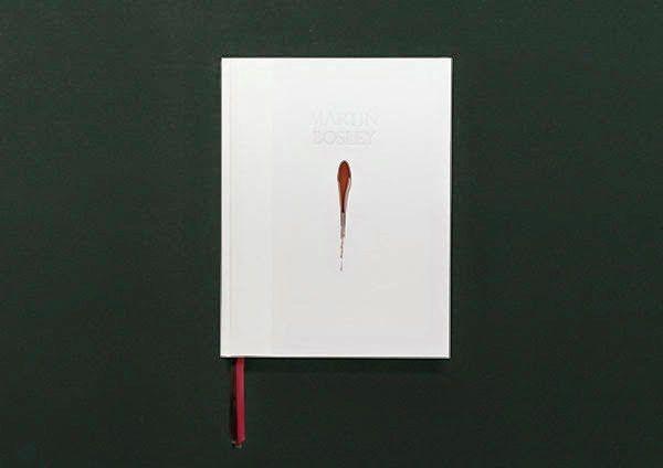 Desain Buku Resep Masakan - Martin Bosley oleh Gideon Keith