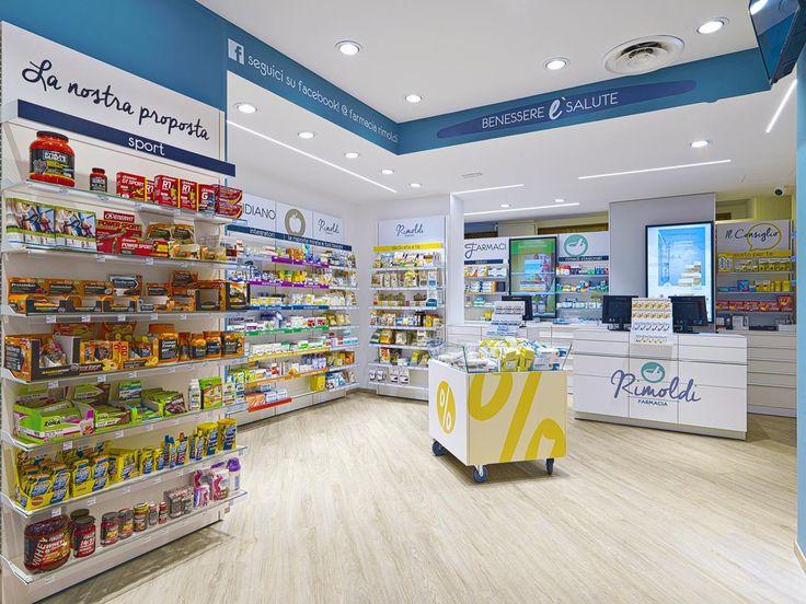 Progetto di comunicazione e design della farmacia