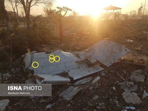 Ratselraten Um Den Absturz Der Ukrainischen Boeing 737 Im Iran
