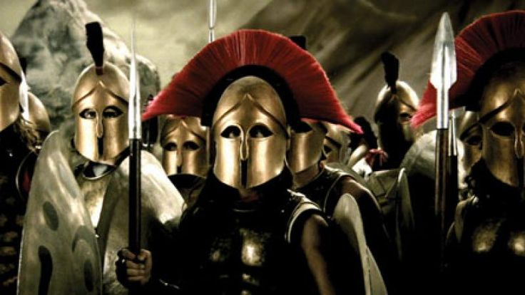 Discover how to become a Spartan Hoplite in 7 painful steps!