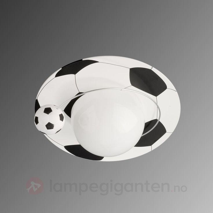 Bestill Fotball-taklampe Calco trygt og enkelt online hos Lampegiganten.no. Velg i over 25.000 produkter med rask leveringstid.