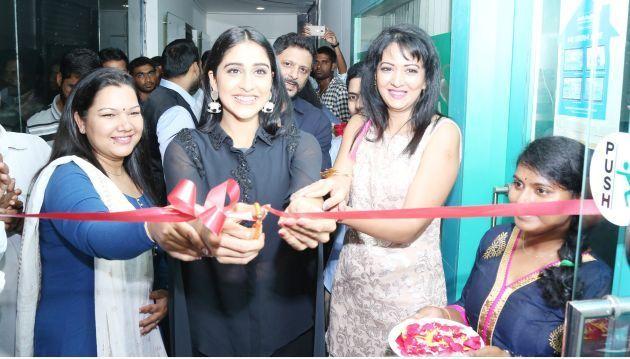 Tollywood Heartthrob Ms Regina Cassandra launching LeJeune Skin Clinic &…