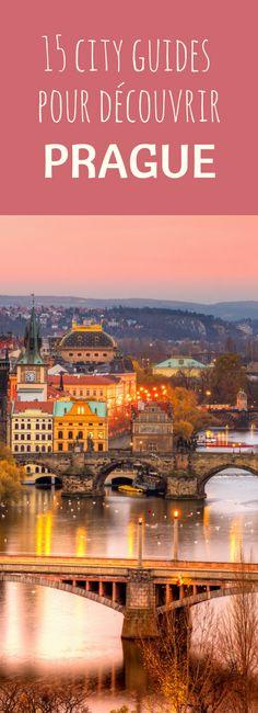 15 city-guides pour préparer son voyage à Prague !
