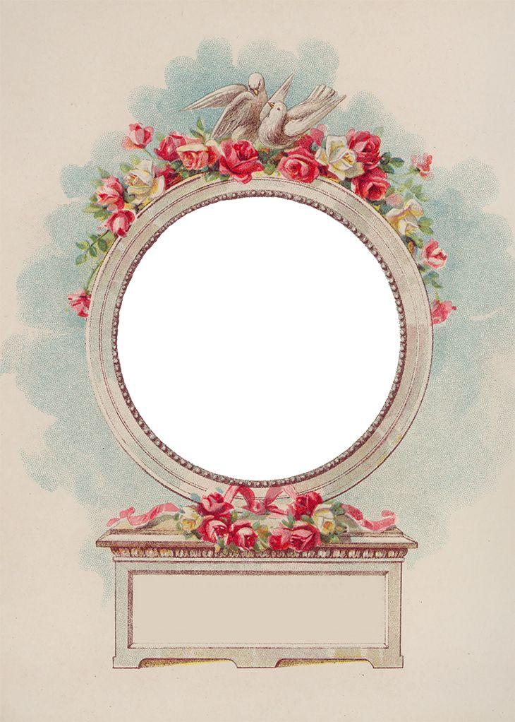 Top 690 ideas about Frames on Pinterest | Ephemera, Antigua and ...