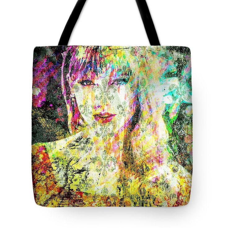 Tote bag with Taylor Swift #TaylorSwift #T #Tay #Swifty #TSwizzle #bag #totebag #pouch #satchel #sack #carryingcase #handbag #vector #popart #art #celebs #celebrity #peinture #pintura #pittura #Malerei #dessin #dibujo #disegno #zeichnung #kunst #konst #arte #taide #ealain #love