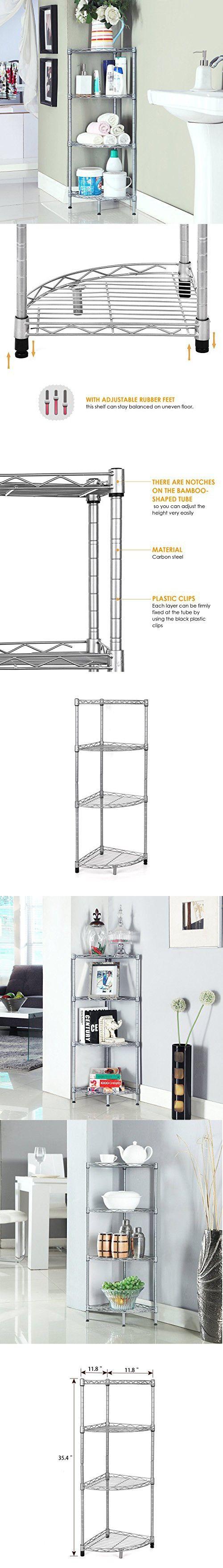240 best Corner Shelves images on Pinterest | Corner bookshelves ...