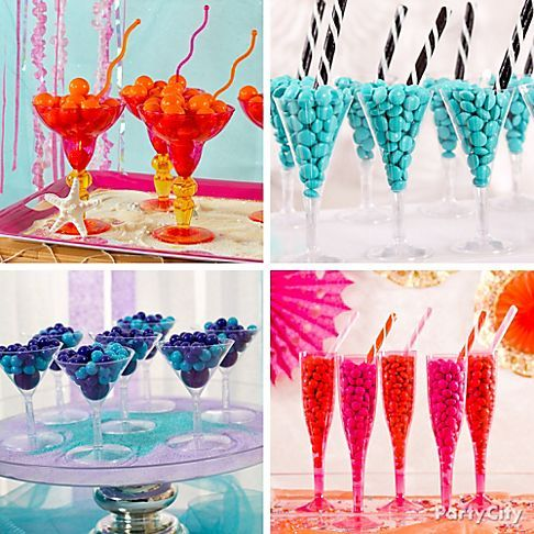 Candy Buffet Ideas: 10 Sweet Ideas for a Fabulous Candy Buffet - Party City