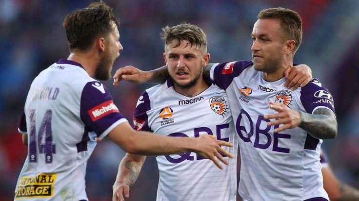 Perth Glory won't risk Adam Taggart against Sydney FC