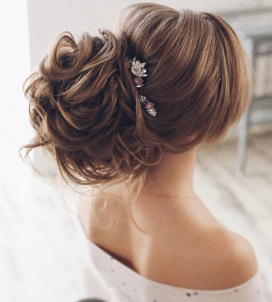 Effortlessly Chic Wedding Hairstyle Inspiration: 922 Best Makeup Me, Do My Hair +(-ornaments) Images On