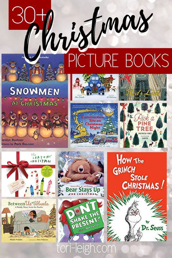 Best 2020 Christmas Books For 4 Year Olds The Best Christmas Picture Books for Kids   With 2020 New Releases
