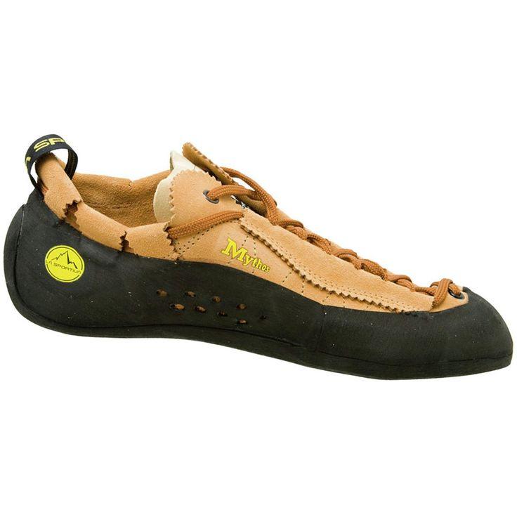 La Sportiva Mythos Vibram XS Edge Climbing Shoe Terra 43.5