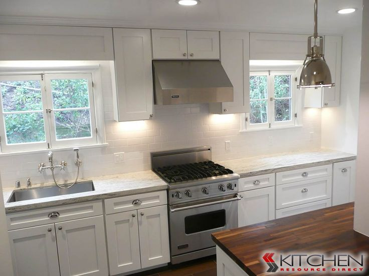Pinterest the world s catalog of ideas for Cheap shaker style kitchen cabinets