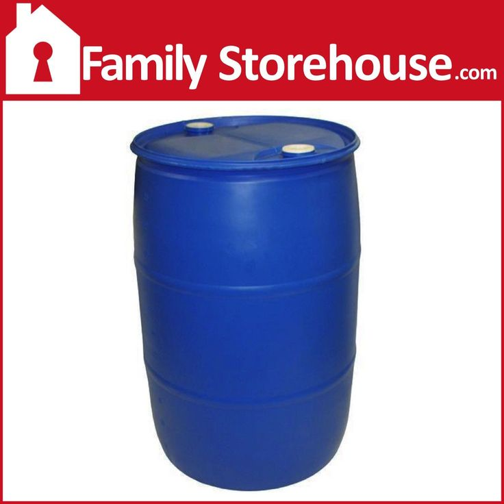 55 Gallon Water Barrel If You are Searching for a Safe Cost-Effective and High Quality Option for Storing Water This 55 Gallon Water Storage Barrel is the ...  sc 1 st  Pinterest & 24 best Water Treatment u0026 Storage-FAMILY STOREHOUSE-Emergency ...