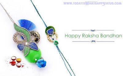 Whatsapp Status in Hindi | Hindi Status: 100 Happy Raksha Bandhan Quotes Wishes Status in H...