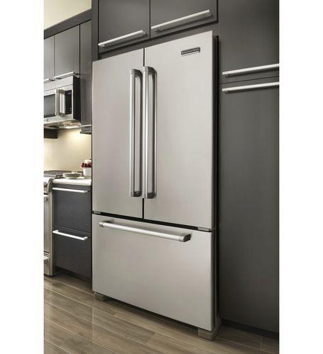 Französischer Öko-Kühlschrank (Energy Star-Ökolabel) KFCP22EXMP KitchenAid