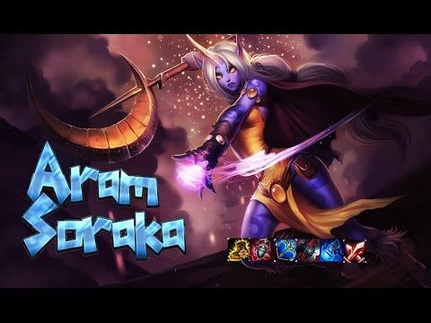 Soraka ARAM - Ultimate Bravery - YouTube