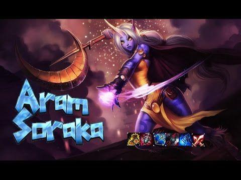 Soraka ARAM - Ultimate Bravery - YouTube