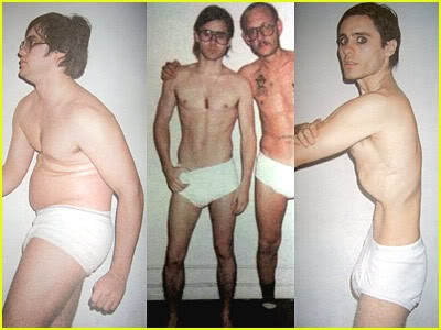 Jared Leto Chapter 27 transformation