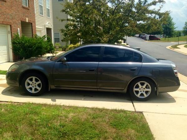 Used 2006 Nissan Altima for Sale ($5,900) at Sterling, VA