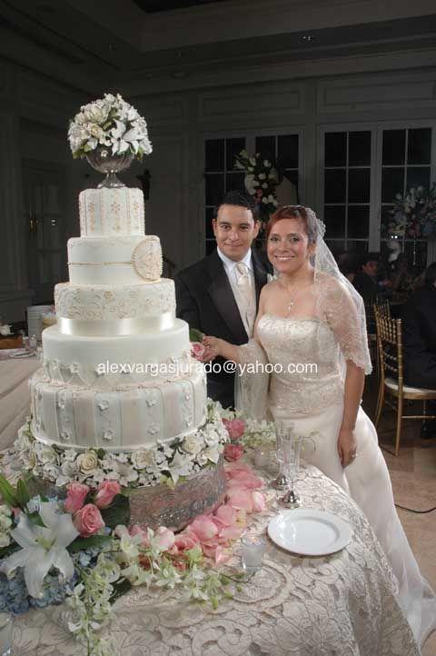 1000 images about hermosas opciones para el pastel de - Decoracion para bodas sencillas ...