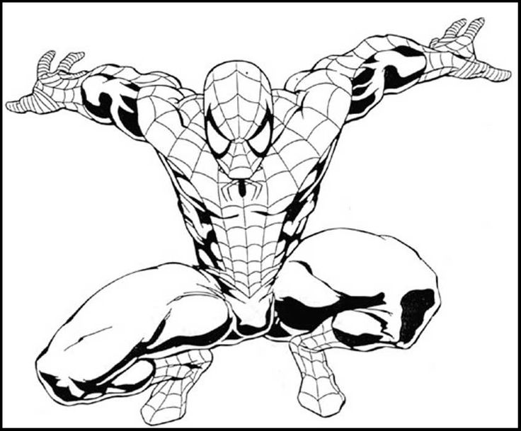 Hulk Bilder Zum Ausmalen: 17 Best Images About Spider-Man Coloring Pages On