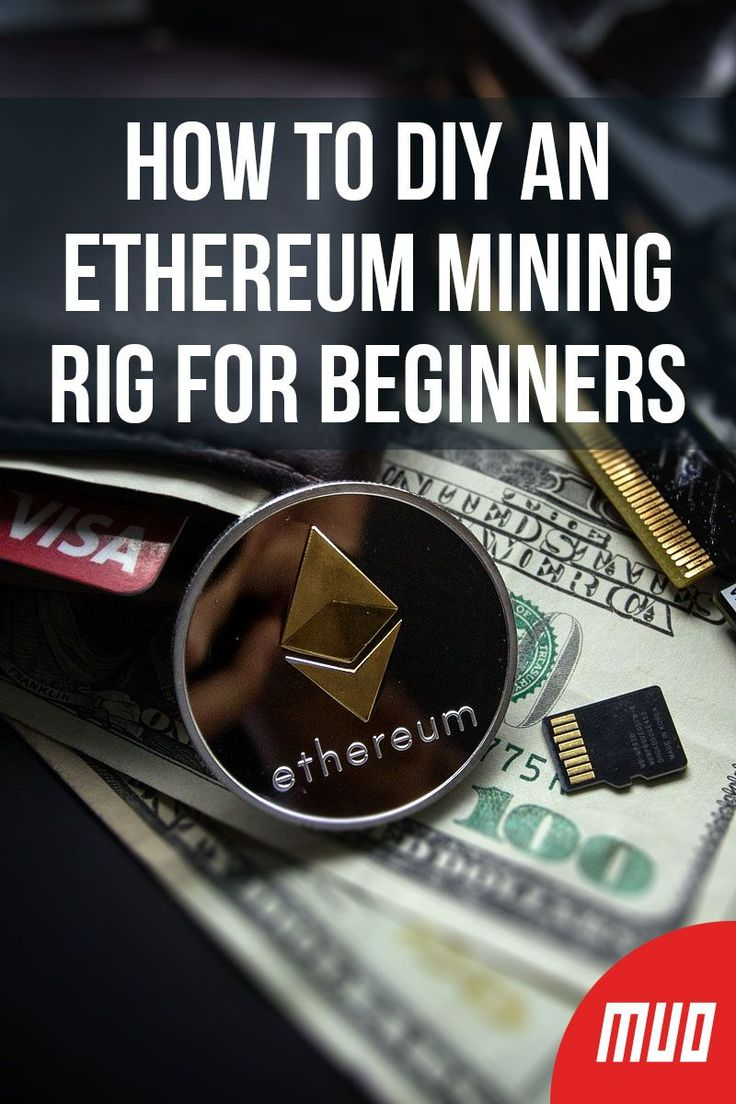 How to DIY an Ethereum Mining Rig for Beginners in 2020 ...
