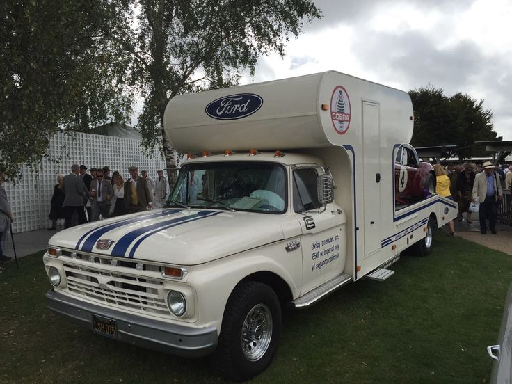 94 Best Ford Racing Transporters Images On Pinterest Race Cars