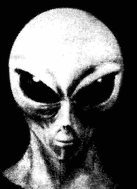 Extraterrestrial message LIVE on UK TV station, 1977